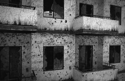 Thibault Brunet, Série Landscape, Untitled #05. Collection Frac Languedoc-Roussillon