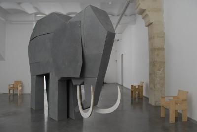 Virginie Yassef, Pour le réveiller, il suffit d'un souffle, 2008. Collection Frac Languedoc-Roussillon. © Adagp, Paris 2016