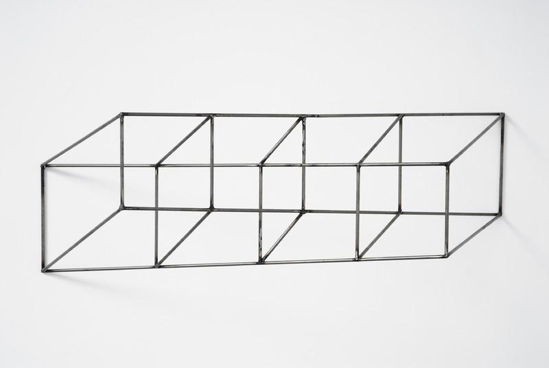 Tjeerd Alkema, Cubes de Necker, 2010. Collection Frac Languedoc-Roussillon